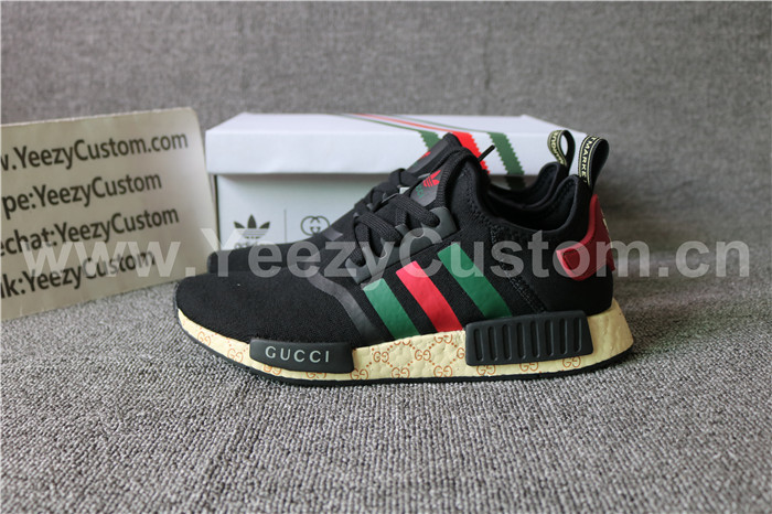 gucci adidas nmd. authentic adidas nmd r1 boost x gucci nmd