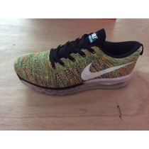 Nike  FLYKNIT AIR MAX men shoes-0017