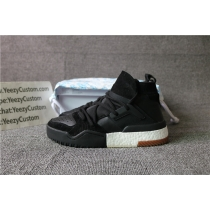 Authentic Adidas Originals X Alexander Wang AW Bball Black boost