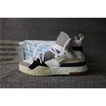Authentic Adidas Originals X Alexander Wang AW Bball White boost