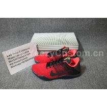 Authentic Kobe 11 Elite Low -002