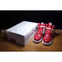 Authentic Supreme x Nike Air Force 1 High