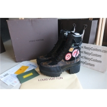 LV Short Boost Women Shoes 002
