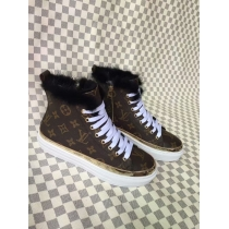 LV Short Boost Women Shoes 0029