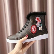 LV Short Boost Women Shoes 0031