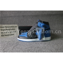 Authentic Air Jordan 1 Loyal Blue 2017