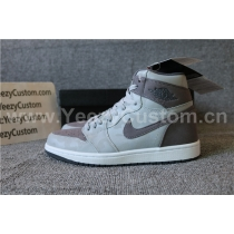 "Air Jordan 1 Retro High Camo In ""Cool Grey"""