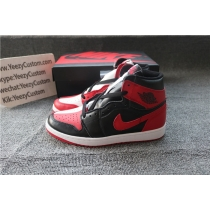 Authentic Air Jordan 1 Homeage To Home Banned Chicago