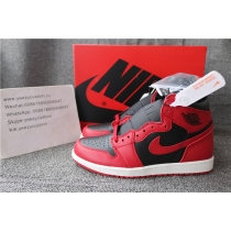 Authentic Air Jordan 1 Hi 85 Varsity Red