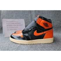 Authentic Air Jordan 1 'Shattered Backboard 3.0'