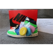 Authentic Air Jordan 1 Fearless Melody Ehsani Men Shoes