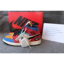 Authentic Nike Air Jordan 1 Mid SE FRLS NA Fearless