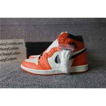 2016 Authentic Air Jordan 1 Retro Reverse Shattered Backboard