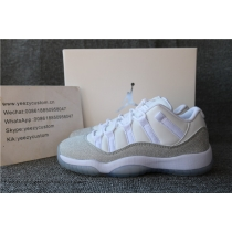 Authentic Air Jordan Women Metallic Silver