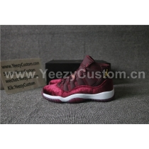 Authentic Air Jordan 11 GS Heiress