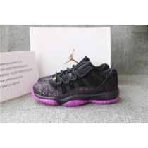Authentic Air Jordan 11 Low Pink