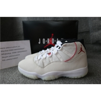 Authentic Air Jordan 11 'Platinum Tint'