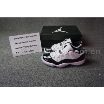 Authentic Air Jordan 11 Low Concord