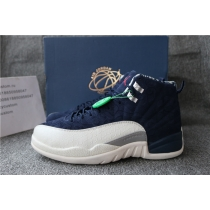 Authentic Air Jordan 12 International Flight