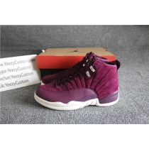 Authentic Air Jordan 12 Retro Bordeaux