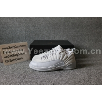 Authentic Air Jordan 12 Georgetown Low