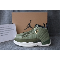 Authentic Air Jordan 12 CP3 Class of 2003