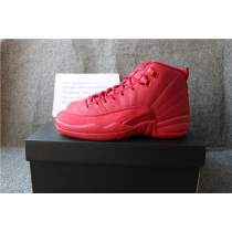 Authentic Air Jordan 12 Gym Red GS