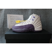 Authentic Air Jordan 12 New Color GS