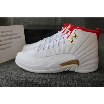 Authentic Air Jordan 12 Retro FIBA