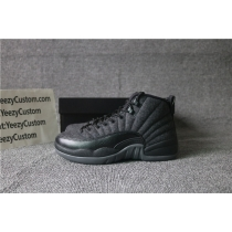 Authentic Air Jordan 12 GS Wool
