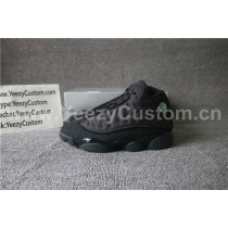 Authentic Air Jordan 13 Black Cat