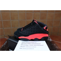"Authentic CLOT x Air Jordan 13 ""INFRA-BRED"""