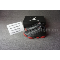 Authentic Air Jordan 13  Black Infrared 23