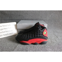 Authentic Air Jordan 13 Bred 2017