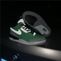 Authentic Air Jordan 3 Tinker Oregon Ducks PE