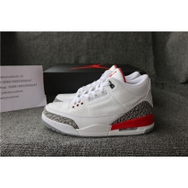 Authentic Air Jordan 3 Katrina