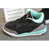 Authentic Air Jordan 3 Green