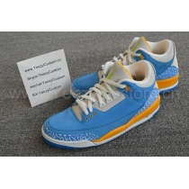 "Authentic Air Jordan 3 ""Laney"""