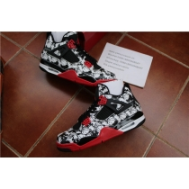 Authentic Air Jordan 4 Tatoo