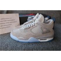 Authentic Air Jordan 4 Gergetown PE