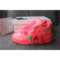 "Authentic Air Jordan 4 NRG ""Hot Punch"""