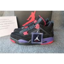 Authentic Air Jordan 4 NRG Raptor
