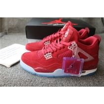 Authentic Air Jordan 4 Oklahoma Sooner