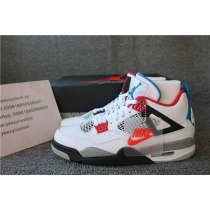 Authentic Air Jordan 4 What The