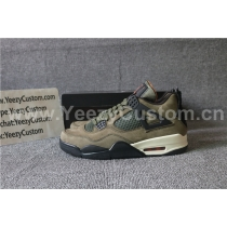 Authentic Air Jordan 4 Undefeated
