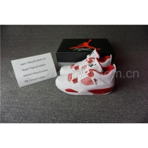 Authentic Air Jordan Retro 4  Alternate 89