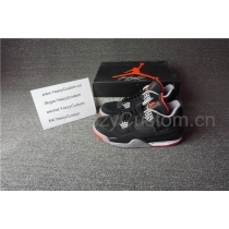 "Authentic Air Jordan 4 ""Black Cement"""