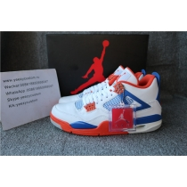 Authentic Air Jordan 4 Knicks