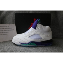 "Authentic Air Jordan 5 NRG ""Fresh Prince"""