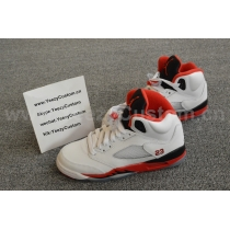 Air Jordan 5 Retro Fire Reds